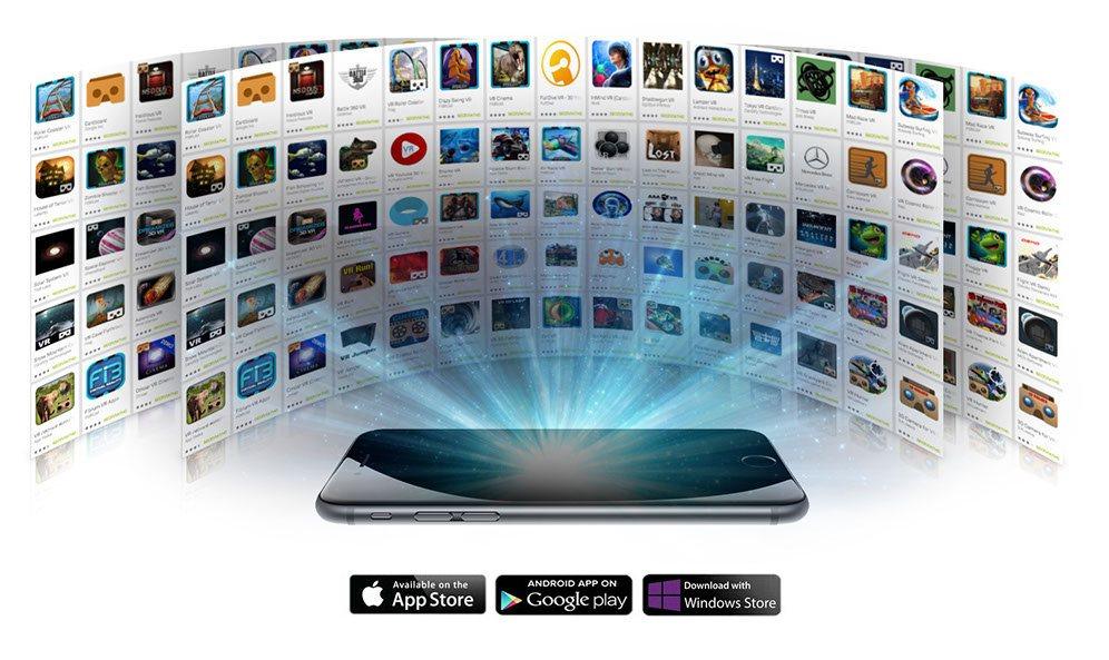 приложение виртуальной реальности для андроид скачать бесплатно - фото 6